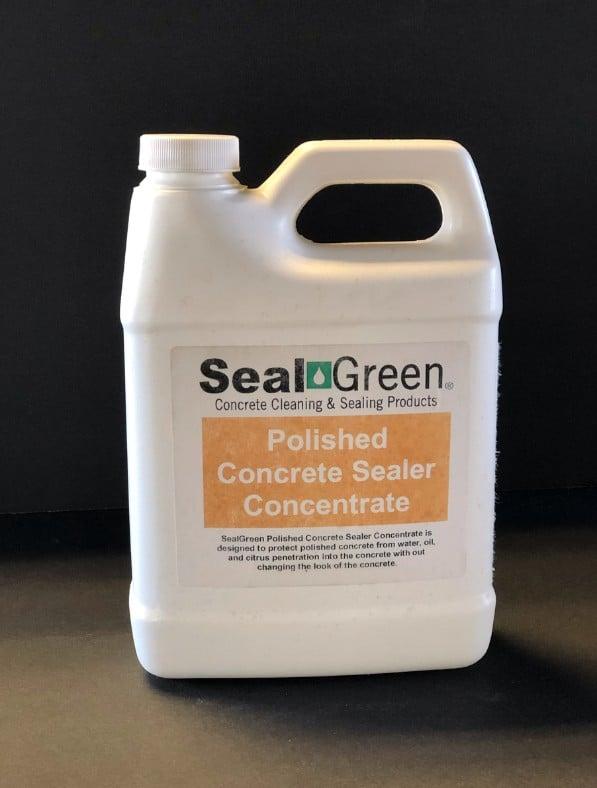 SealGreen Polished Concrete Sealer Concentrate