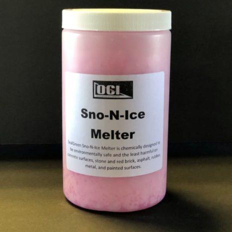 SealGreen Sno-N-Ice Melter