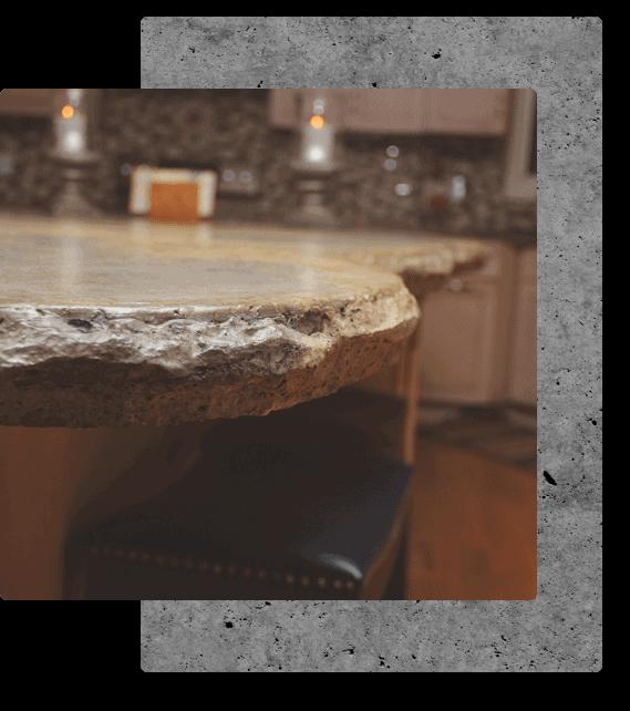 Concrete Bartop