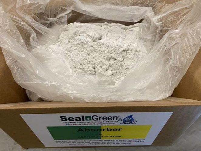 Seal Green Absorber
