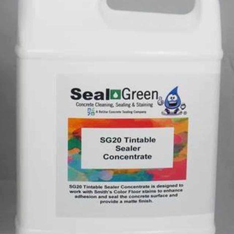 Seal Green Tintable Matte Sealer